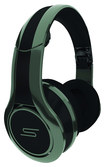 SMS Audio - STREET by 50 Cent Pro Performance Over-the-Ear DJ Headphones - Gray