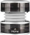 iHome - CrystalTunes Portable Multimedia Speaker - Gray