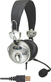 CAD - USB Stereo Headset - Black