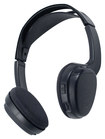 Power Acoustik - Wireless IR Headphones - Black