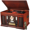 Innovative Technology - Record/CD/Cassette Turntable - Wood
