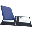 "Avery - Economy Binder with 1"" Round Ring 3300, Blue"