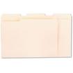 Universal - File Folders, Straight Cut, One-Ply Top Tab, Legal, Manila, 100/Box