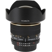 Rokinon - 14mm F2.8 IF ED Super Wide-Angle Lens for Canon - Black