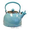 Reston Lloyd - 2.5 qt. Whistling Tea Kettle - Turquoise - Turquoise