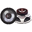 Pyramid - Woofer - 200 W RMS - 400 W PMPO - 1 Pack - Black