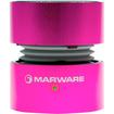 Marblue - UpSurge Portable Mini Speaker with 3.5mm Headphone Jack - Pink