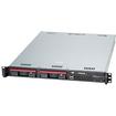 Super Micro - SuperServer Barebone System - 1U Rack-mountable - Intel C204 Chipset - Socket H2 LGA-1155 - Black