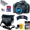 Canon - Bundle EOS Rebel T3 12.2MP with 18-55 IS II LENSE and Accessories