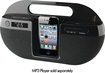 iLive - Boombox for Apple® iPod® and iPhone®