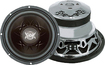 Lanzar - Vibe Woofer - 400 W RMS - 800 W PMPO - 1 Pack - Black