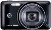 GE - Power Series E1410SW 14.4-Megapixel Digital Camera - Black