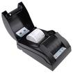 AGPtek - USB Port 58mm ESC/POS Thermal Receipt Dot Printer Parallel - Black