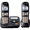 Panasonic - DECT 6.0 1.90 GHz Cordless Phone