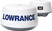 Lowrance - 3G Broadband Radar for Most Lowrance HDS Systems - White/Gray