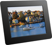 "Aluratek - 8"" LCD Digital Photo Frame - Black"