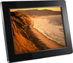 "Aluratek - 12"" LCD Digital Photo Frame - Black"