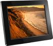 """Aluratek - 12"""" LCD Digital Photo Frame - Black"""