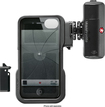 Manfrotto - KLYP Case for Apple® iPhone® 4 and 4S - Black