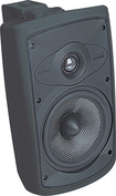 Niles - OS6.5 2-Way Indoor/Outdoor Speakers (Pair) - Black