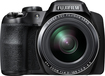 Fujifilm - FinePix S8400W 16.2-Megapixel Digital Camera - Black