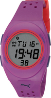 Puma - Faas Women's Digital Watch - Purple
