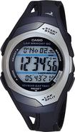 Casio - Men's Runner Eco-Friendly Digital Watch - Black