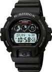 Casio - Men's G-Shock Atomic Digital Sports Watch - Black