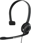 Sennheiser - PC 7 USB Over-the-Ear Headset - Black