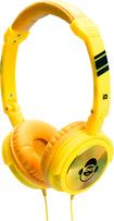 iDance - Jockey DJ Headphones - Yellow