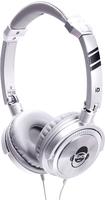 iDance - Jockey Over-the-Ear DJ Headphones - Silver
