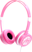 iDance - Free Over-the-Ear DJ Headphones - Pink