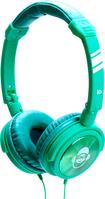 iDance - Jockey Over-the-Ear DJ Headphones - Green