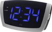 Equity by La Crosse - Jumbo LED Alarm Clock