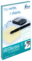 I.R.I.S. - IRISNotes 1 Digital Pen for Most BlackBerry and Android 2.x Mobile Phones