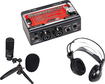 Jammin Pro - StudioPack 202 Recording Bundle