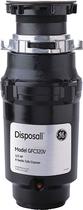 GE - 1/3 HP Disposer - Black