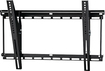 "OmniMount - Tilting TV Wall Mount for Most 37"" - 80"" Flat-Panel TVs - Black"
