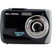 Bell+Howell - Bell+Howell Splash 12 Megapixel Compact Camera - Black