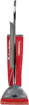 Sanitaire - Shake Out Bag Commercial Upright Vacuum SC684F - Red