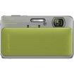 Sony - Cyber-shot 16.2 Megapixel Compact Camera - Green