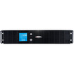 CyberPower - Smart App Intelligent LCD 2190 VA Tower/Rack-mountable UPS