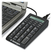 Kensington - 72274 Notebook Keypad/Calculator with USB Hub PC & MAC Compatible