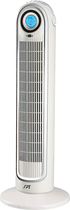SPT - SF-1521 Remote Control Tower Fan with ION - White