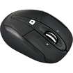 Gear Head - Optical Wireless Tilt-Wheel Mouse - Black