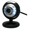 Fosmon - Webcam - 26 fps - USB - Black