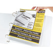 C-line - Top-Load Polypropylene Sheet Protectors, Standard, Letter, Clear, 100/Box - Clear