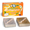 Goldbrick Games - Perpetual Commotion Card Game Expansion Pack - Silver and