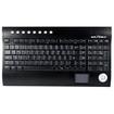 Seal Shield - Silver Surf Keyboard