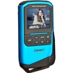 Coleman - CVW9HD-BL 1080p HD Waterproof Pocket Camcorder 8MP 3x 2 LCD - Blue